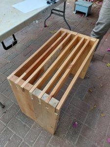 Bench demo